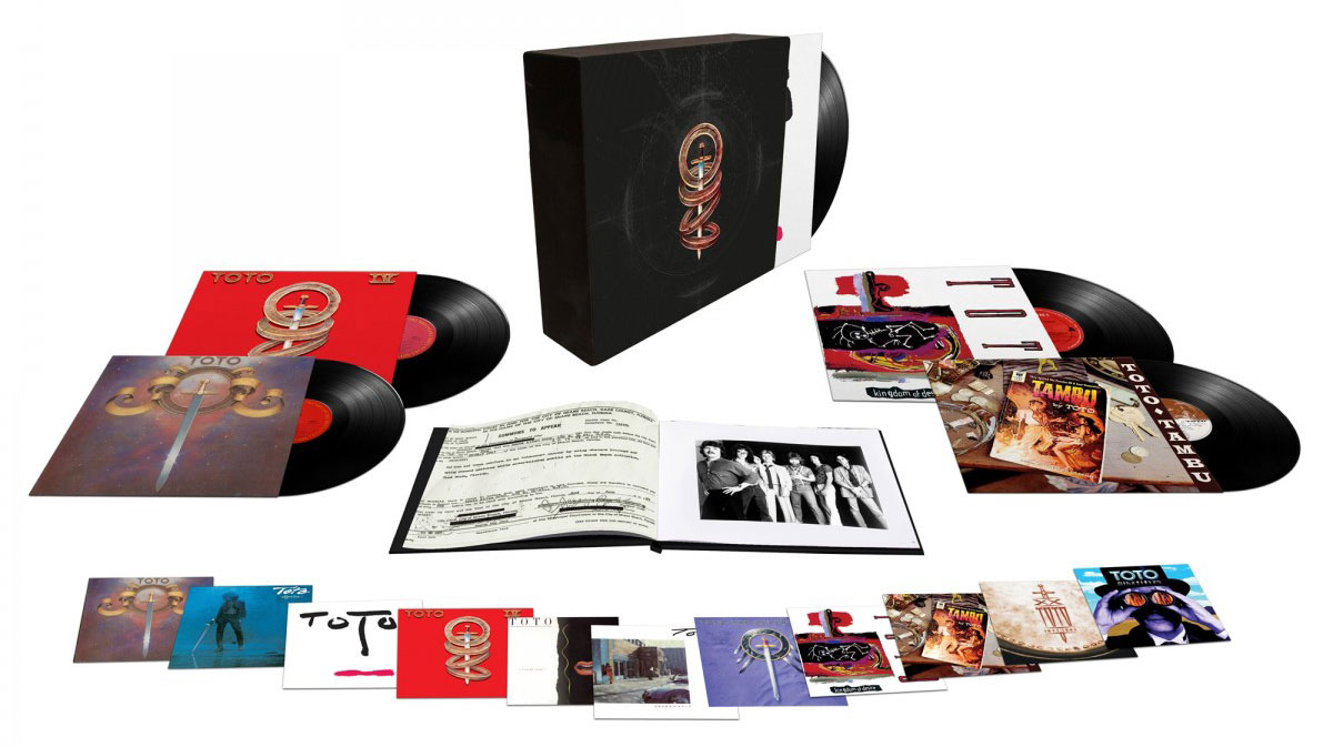 All In TOTO Box Set