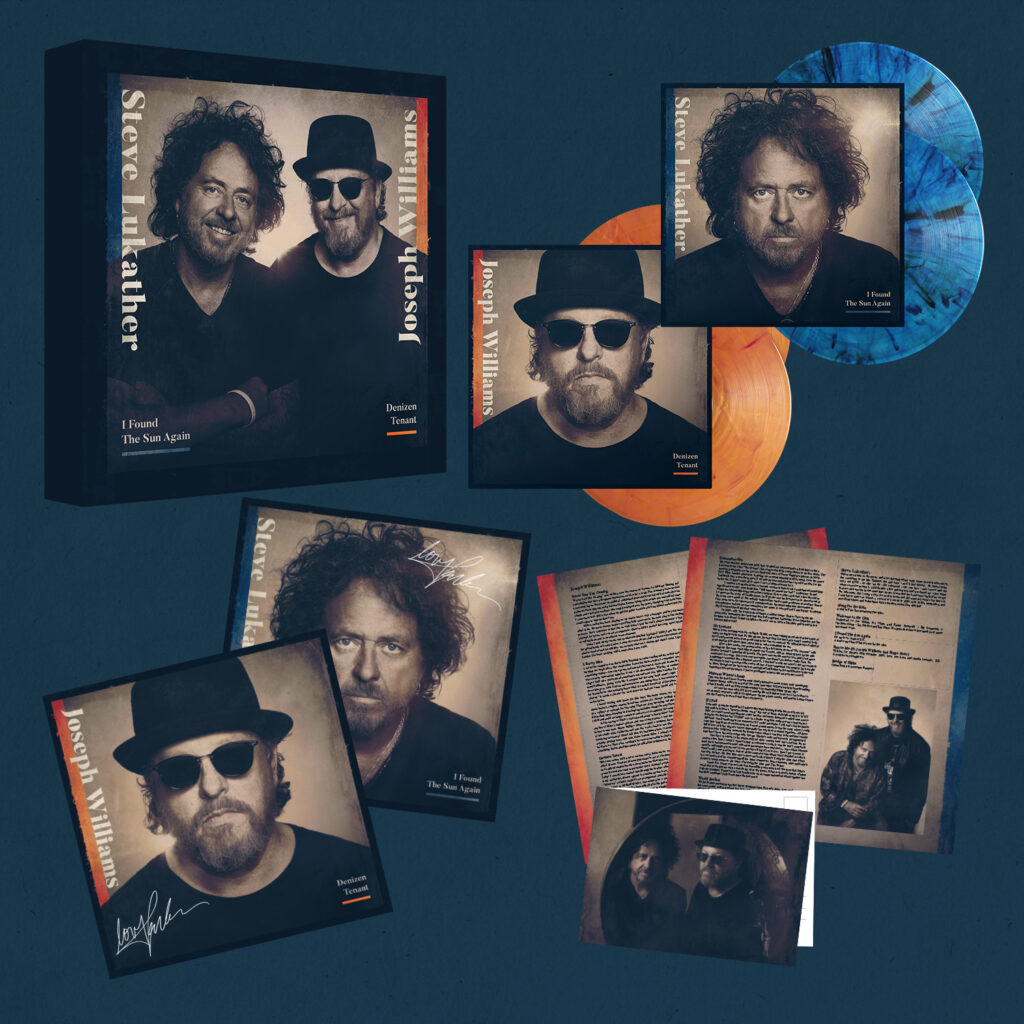 williams lukather albums